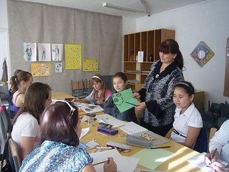 Гуманистические педагогические установки
