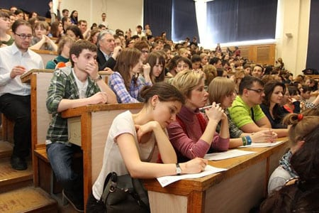 Формирование активности студентов